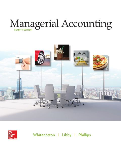 EBOOK : Managerial Accounting, 4th Edition