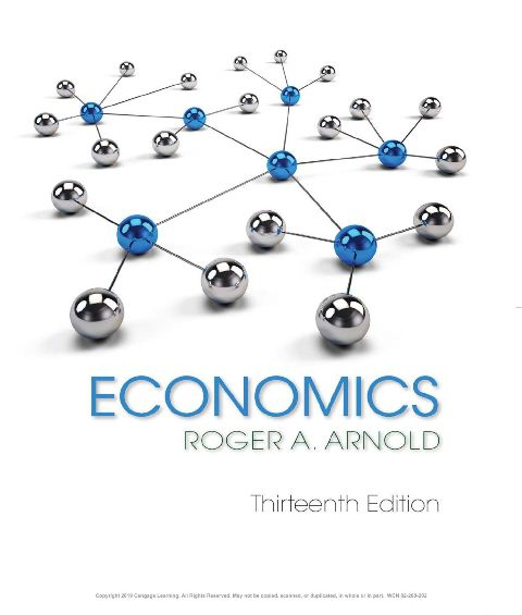 EBOOK : Economics, 13th Edition