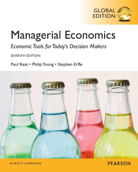 EBOOK : Managerial Economics, Seventh Edition