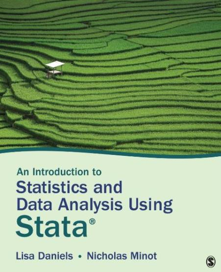 EBOOK : An Introduction to Statistics and Data Analysis Using Stata® From Research Design to Final Report