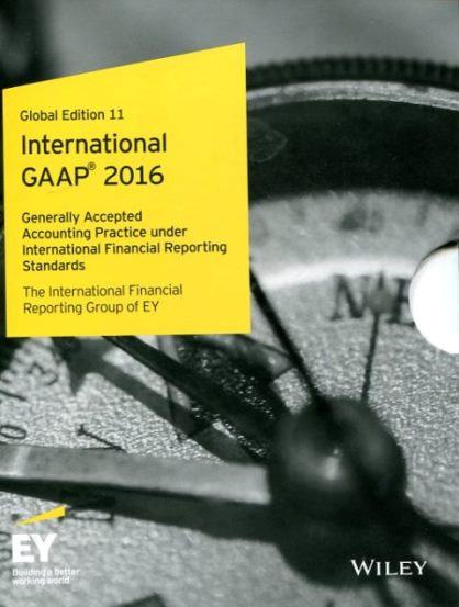 EBOOK : International GAAP 2016 (Generally Accepted Accounting Practice) under IFRS