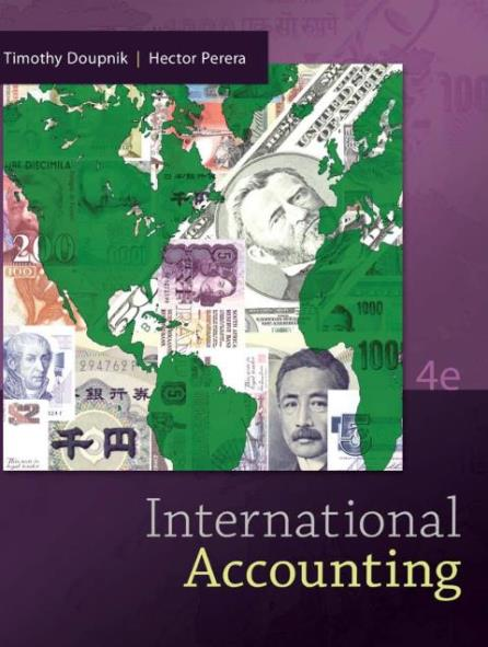 EBOOK : International Accounting, 4th Edition