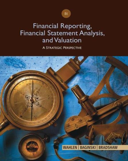 EBOOK : Financial Reporting, Financial Statement Analysis and Valuation, 8th Edition