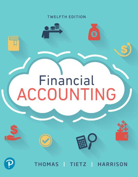 EBOOK : Financial Accounting, 12th Edition