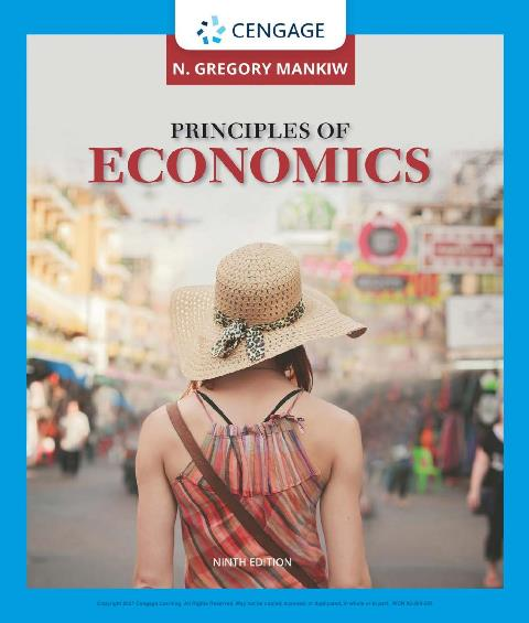 EBOOK : Principles of Economics, Ninth Edition