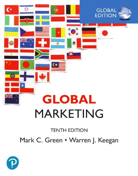 EBOOK : Global Marketing, 10th edition