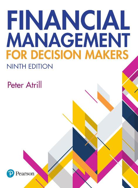 EBOOK :  Financial Management For Decision Makers , 9th Edition