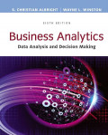 EBOOK : Business Analytics: Data Analysis & Decision Making,  6th Edition