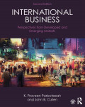 EBOOK : International Business ; Perspectives From Developed And Emerging Markets, 2nd Edition