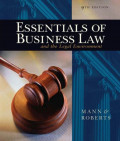 EBOOK : Essentials of Business Law and the Legal Environment, 9th Edition