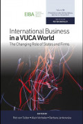EBOOK : International Business In A VUCA World : The Changing Role Of States And Firms, 1st Edition