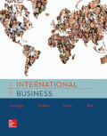 EBOOK : International Business, 1st Edition
