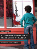 EBOOK : Consumer Behavior And marketing Strategy, 9th Edition