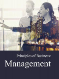EBOOK : Principles of Business: Management