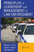 EBOOK ; Principles Of Leadership And Management In Law Inforcement