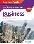 EBOOK : Business; International AS and A Level, 2nd Edition