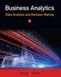 EBOOK : Business Analytics: Data Analysis and Decision Making 5th Edition