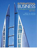 EBOOK : International Business ; A Managerial Perspective 8th Ediion