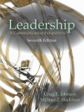 EBOOK : Leadership A Communication Perspective,  7th Edition
