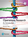 EBOOK : Operations Research An Introduction, 10th edition