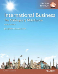 Image of EBOOK : International Business: The Challenges of Globalization, 8th edition