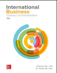 Image of EBOOK : International Business ; Competing in the Global Marketplace, 12th Edition