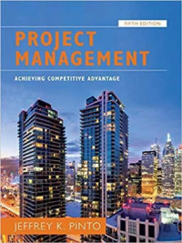 Image of EBOOK : Project Management; Achieving Competitive Advantage, 5th Edition