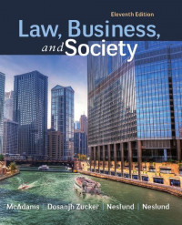 Image of EBOOK : Law, business, and society , 11th Edition