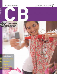 Image of EBOOK : CB, 7th Edition (Consumer Behavior)