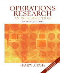Image of EBOOK : Operations Reseach : An Introduction, 8th Edition