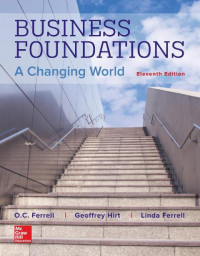 Image of EBOOK : Business Foundations : A Changing World,  11th Edition
