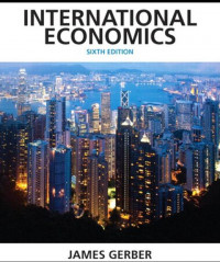 Image of EBOOK : International Economics, 6th Edition