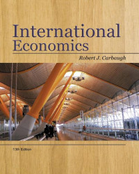Image of EBOOK : International Economics, 13th Edition